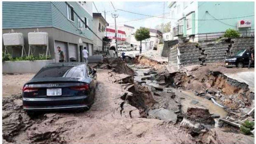 زلزال- أرشيفية