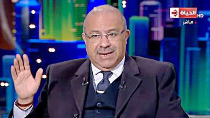الدكتور إبراهيم العشماوي، مساعد وزير التموين