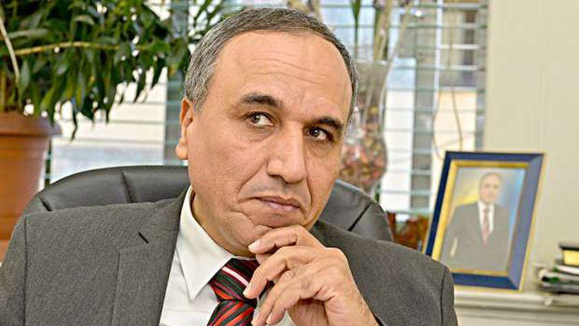 عبدالمحسن سلامة رئيس مجلس إدارة مؤسسة الأهرام