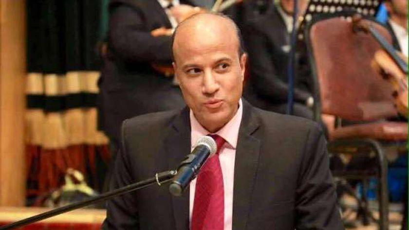 حسين الزناتي أمين صندوق نقابة الصحفيين