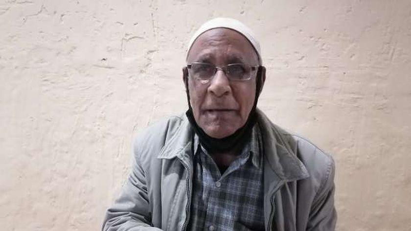 حسن سليم سباق الشهير عبده سليم احد أبطال معركة شدوان