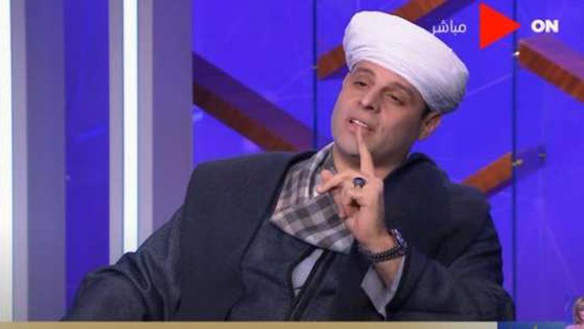 المنشد محمود التهامي