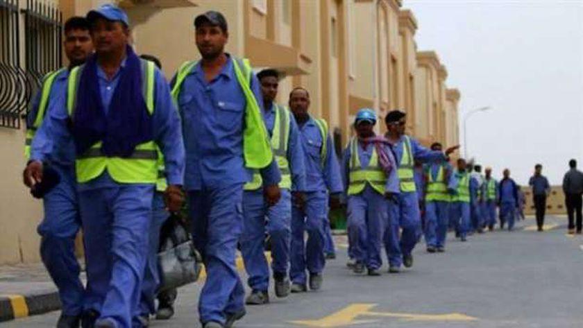 الحكومة تضع حدا أدنى لأجور العاملين في القطاع الخاص المصري