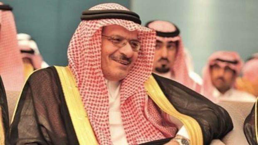 الأمير مشهور بن مساعد بن عبدالعزيز