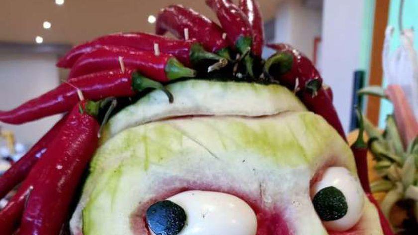 مهرجان البطيخ بفنادق الغردقة