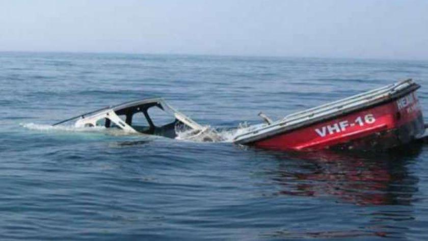 12 مفقودا أثر غرق قارب صيد قبالة جزرة بينجتان الصينية