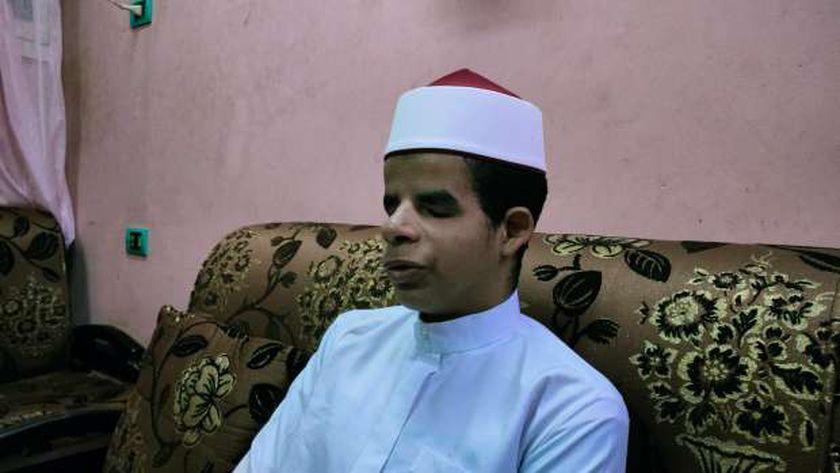 الشيخ الكفيف عبدالرحمن مهدي