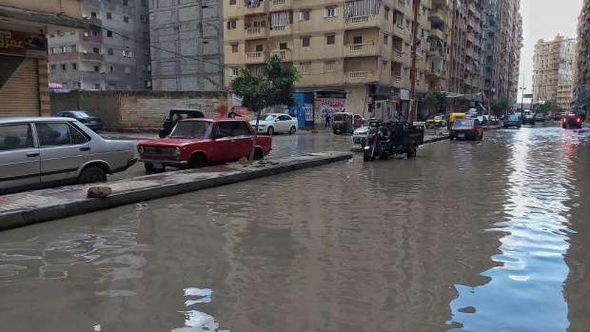 غرق الإسكندرية
