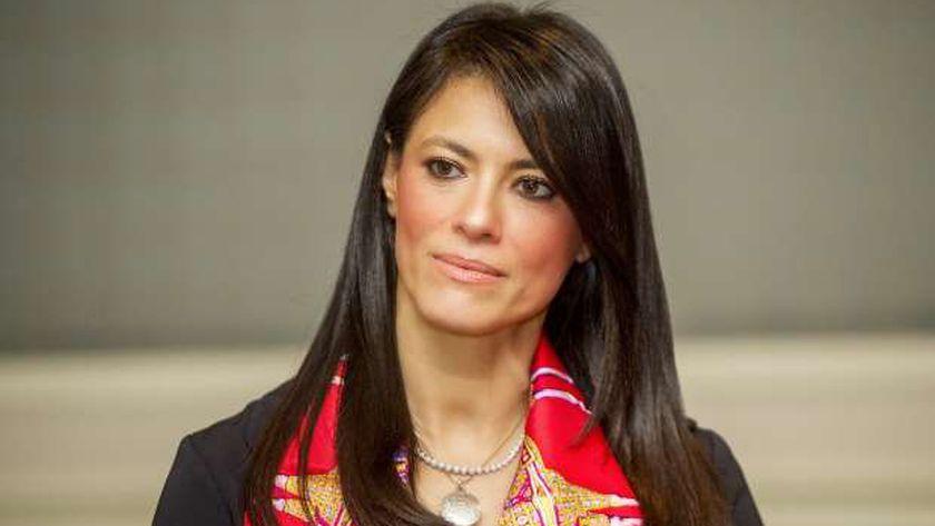 وزيرة التعاون الدولي- رانيا المشاط