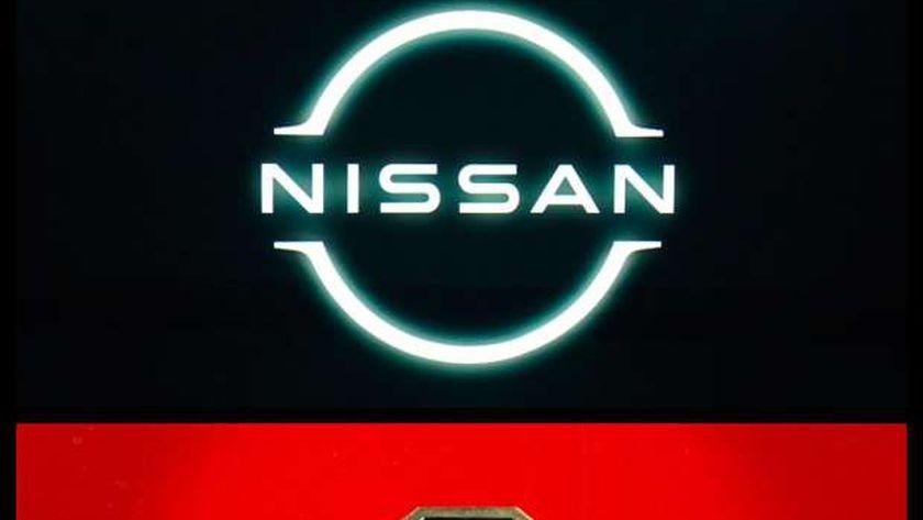 العلامات التجارية لنيسان وأم جي _أرشيفية
