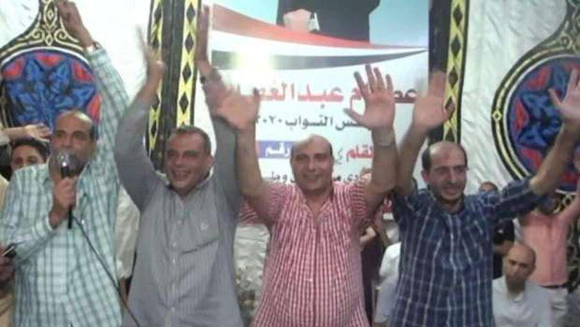 صورة طلبًا لدعم المواطنين.. مكبرات صوت تجوب شوارع دائرة الحامول بكفر الشيخ – المحافظات
