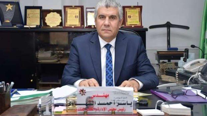 المهندس ياسر أحمد الشهاوى