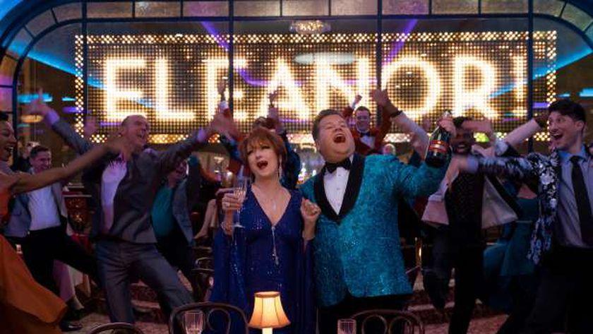 مشهد من فيلم The Prom