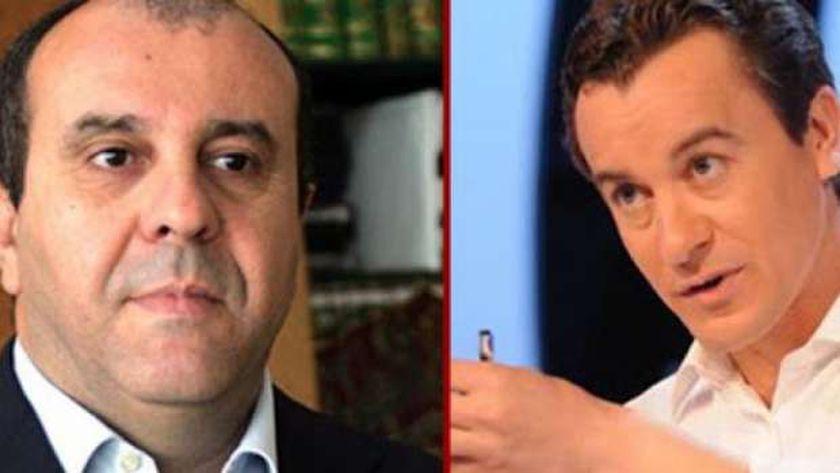 صهر الرئيس التونسى وسامى الفهرى