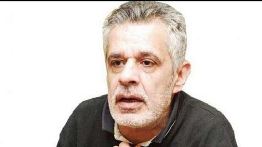 الفنان زكي فطين عبدالوهاب
