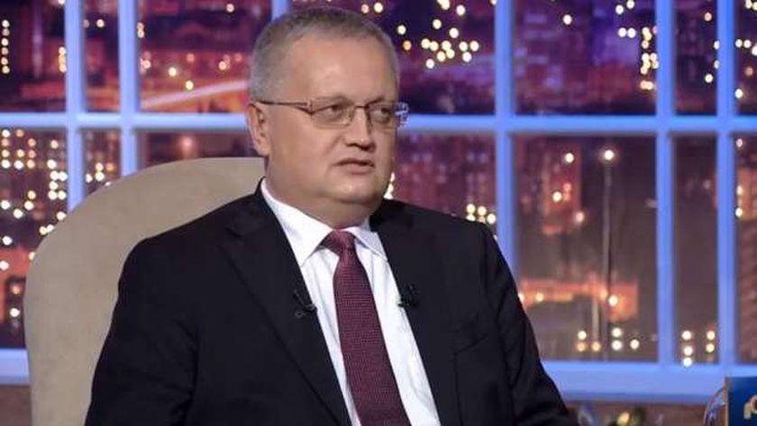 جيورجي بوريسينكو .. السفير الروسي لدى القاهرة