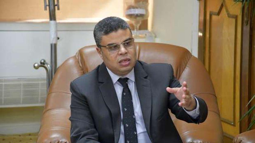 الدكتور محمد شقيدف