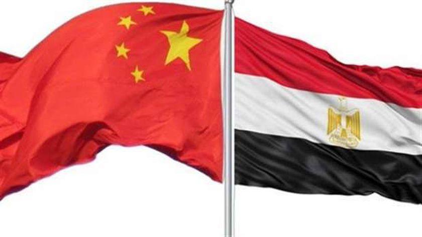 العلاقات المصرية - الصينية