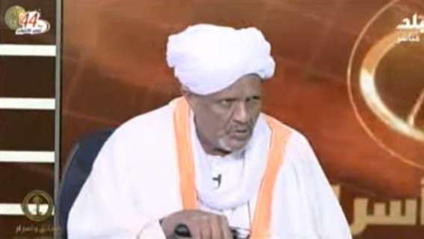 البطل أحمد ادريس