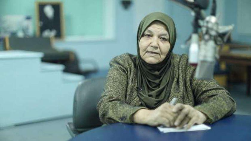 هاجر سعد الدين رئيس إذاعة القرآن الكريم السابق
