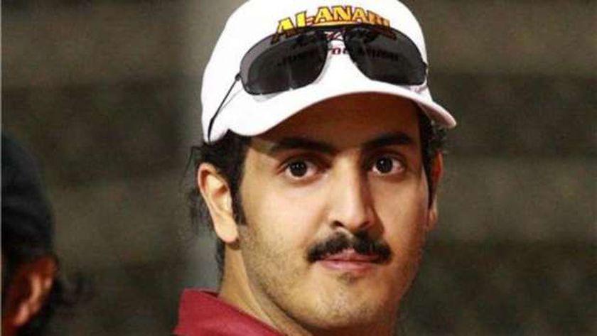 خالد بن حمد شقيق أمير قطر