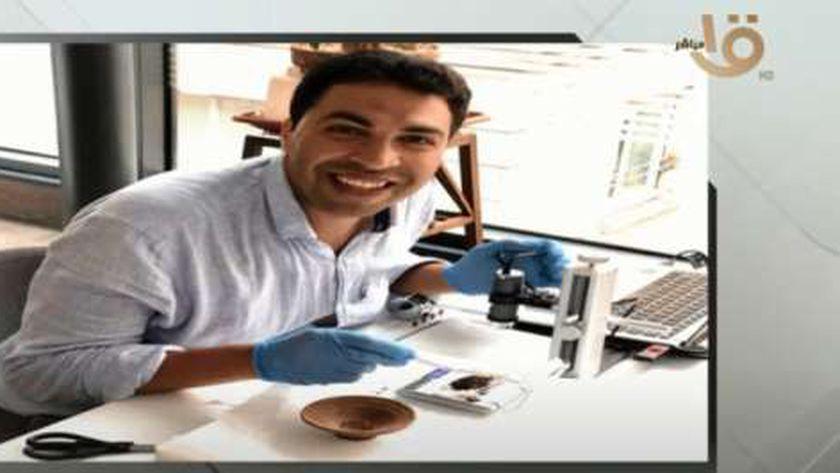 الدكتور عمرو شحات