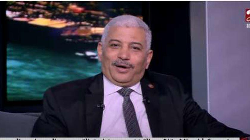 المهندس ياسر توفيق رئيس قطاع الاستلام والتخزين بوزارة التموين