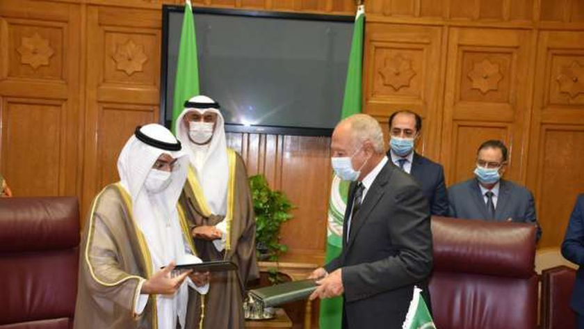 الجامعة العربية توقع مذكرة تفاهم مع مجلس التعاون الخليجي