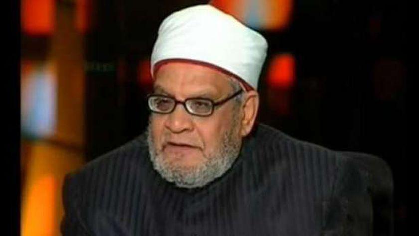 الدكتور أحمد كريمة . . أستاذ الفقه المقارن والشريعة الإسلامية بجامعة الأزهر