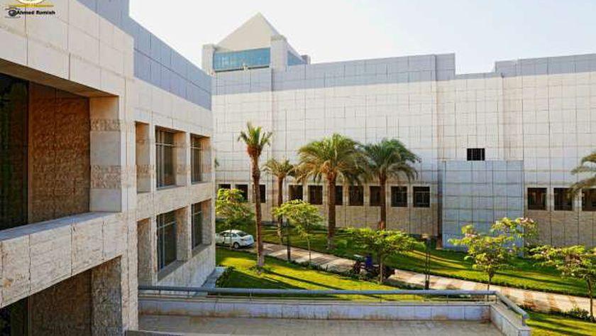 متحف الحضارة بمدينة الفسطاط الجديدة