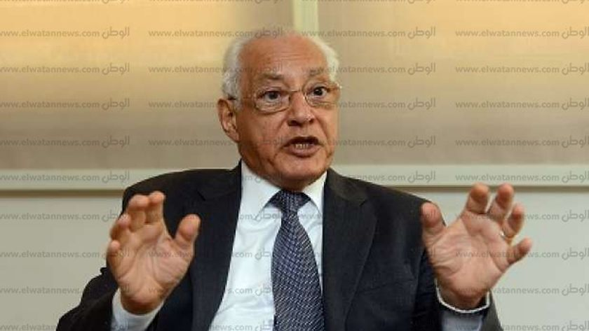 الدكتور علي الدين هلال أستاذ العلوم السياسية