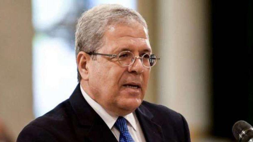 وزير الخارجية التونسي عثمان الجراندي