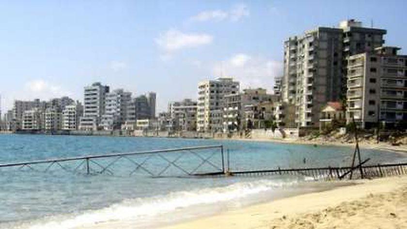 مدينة فاروشا المهجورة بقبرص