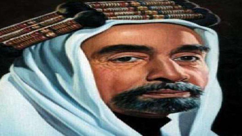 الملك عبدالله الأول