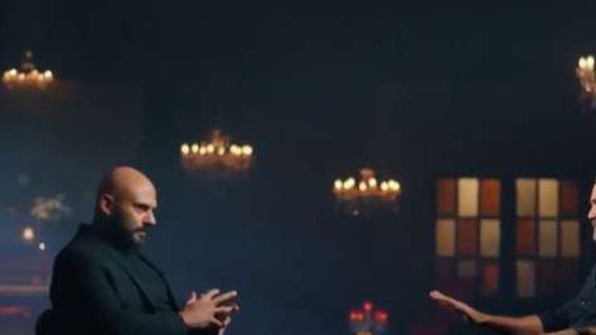 أمير كرارة مع أحمد صلاح حسني