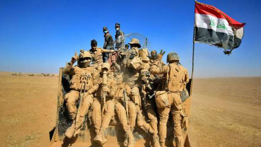 جنود بالجيش العراقي
