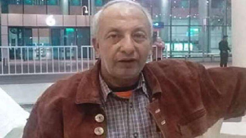 القتيل عم عبد الله سائق التاكسي