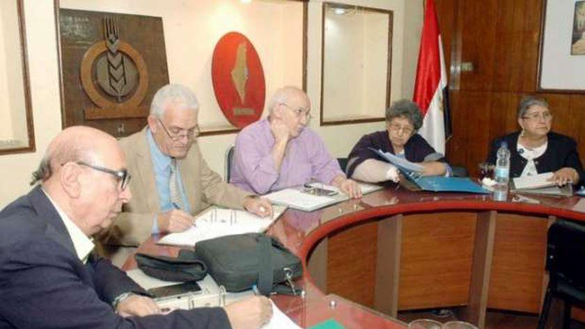 اجتماع الأمانة العامة لحزب التجمع