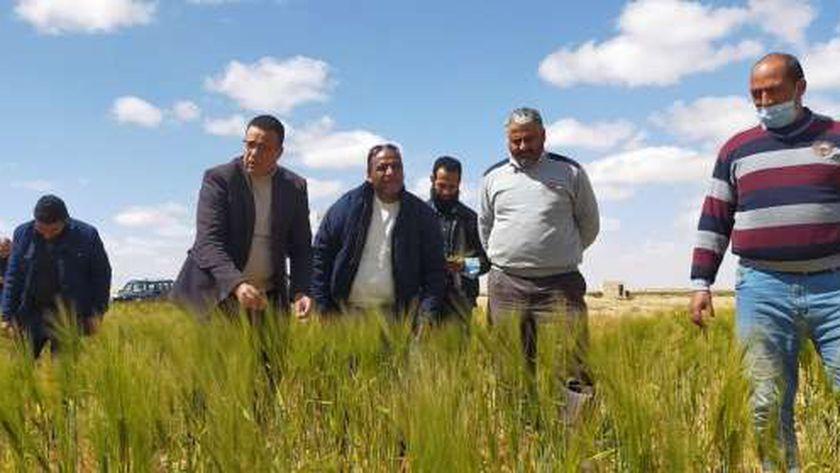 مشروعات تحسين الأراضي التابع لوزارة الزراعة واستصلاح الأراضي