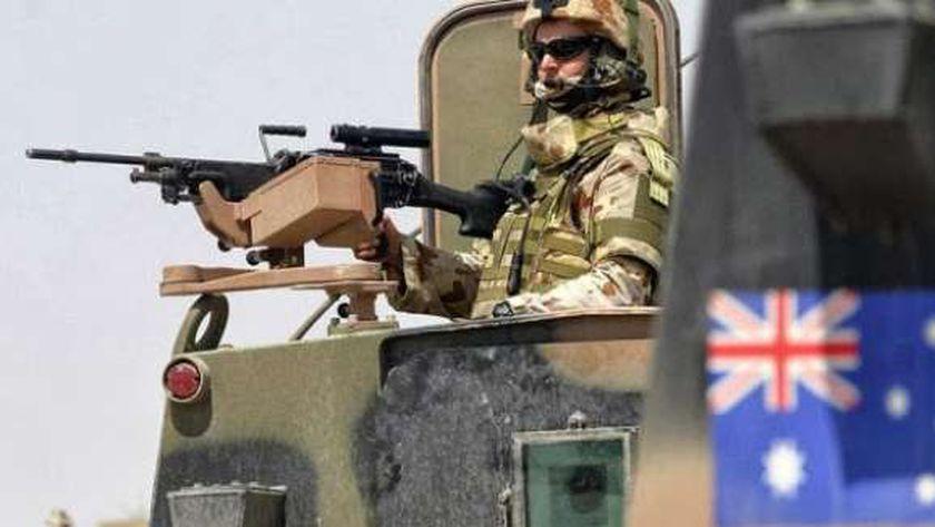 الجيش الأسترالي