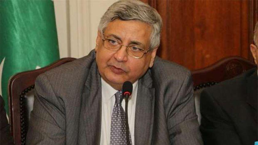 مستشار رئيس الجمهورية لشئون الصحة والوقائية