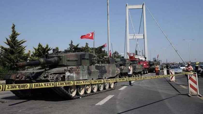 الانقلاب التركي المزعوم