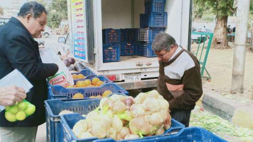 الزراعة : الصادرات الزراعية المصرية تجاوزت 2,4 مليون طن منذ بداية 2020