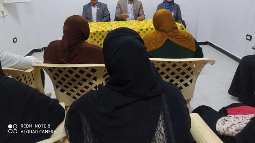 ندوة قومي المرأة بجنوب سيناء