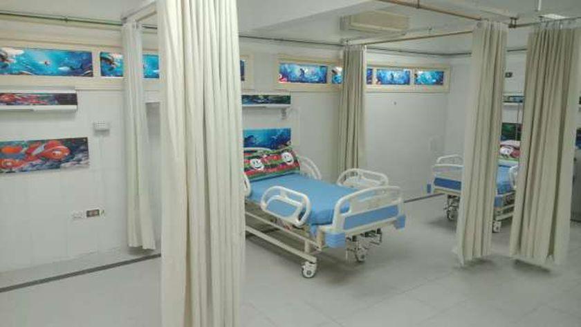 مستشفى عزل الأطفال