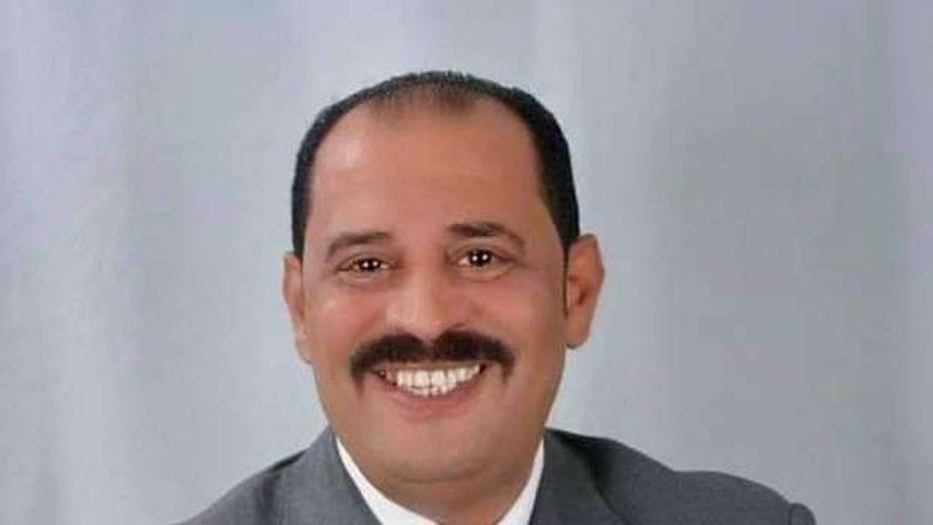 المهندس منير مندور المرشح المتوفي