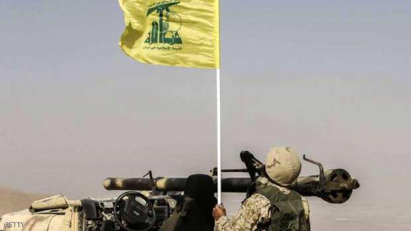 عناصر من حزب الله.. صورة أرشيفية
