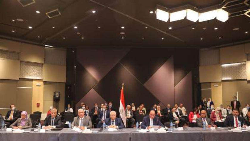 اليوم.. انطلاق اجتماعات اللجنة المُشتركة الأولى بين مصر وجنوب السودان