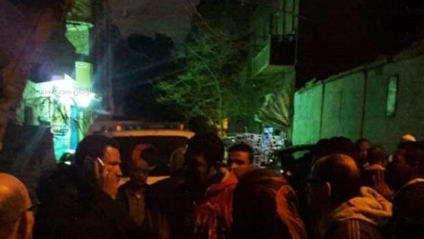 """ضحايا حادث """"محطة مصر"""""""
