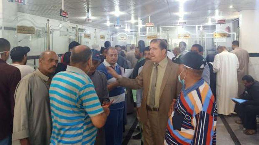 تواصل استقبال طلبات التصالح بالمراكز التكنولوجية في كفر الشيخ